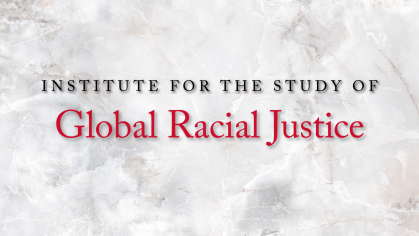 Global Racial Justice Marble title